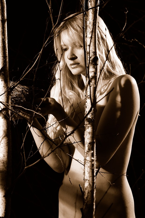 mother nature  Artistic Nude Photo print by Photographer foxfire 555
