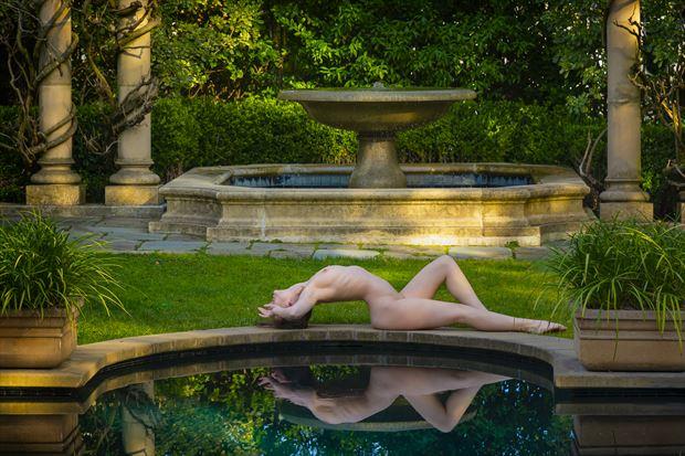 muirina artistic nude photo print by photographer philip turner