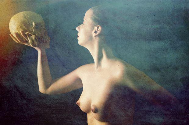 nova_amour artistic nude photo print by photographer dpaphoto