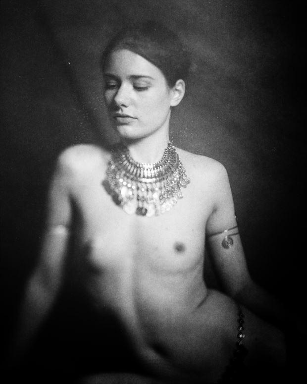o artistic nude artwork print by photographer marcvonmartial
