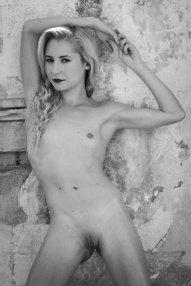 odette s paradise artistic nude photo print by photographer opp_photog