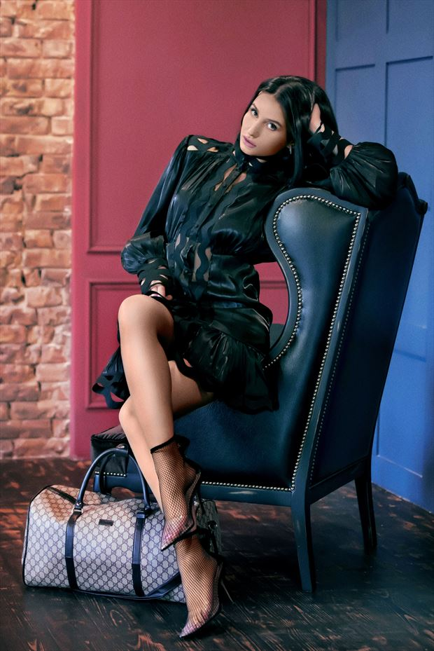 olga is ready glamour photo print by photographer bold photographix