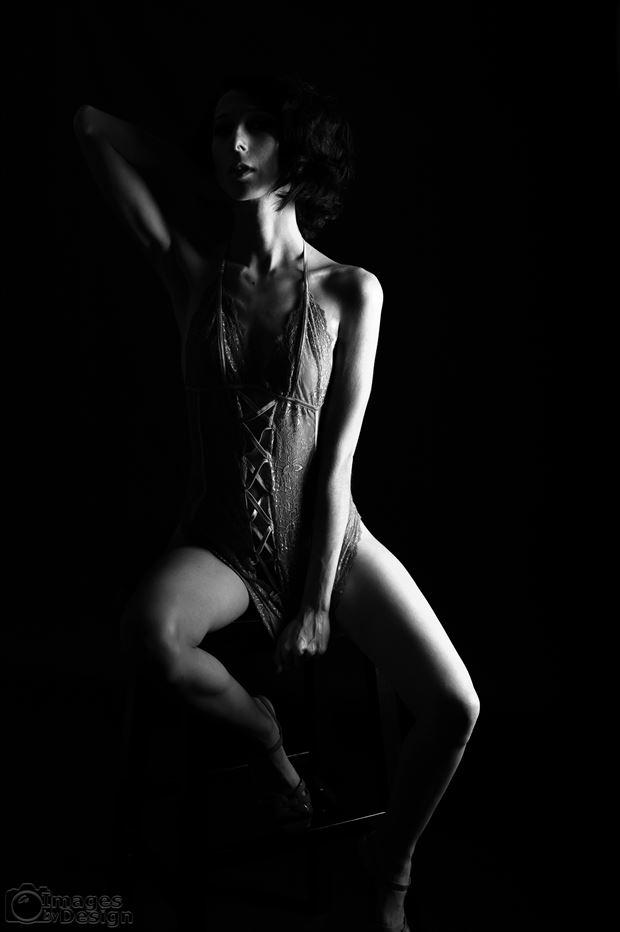 pixie iii lingerie photo print by photographer jsetzer