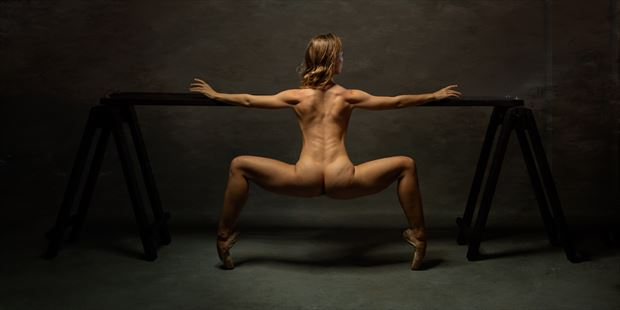 poppyseed dancer at the plank artistic nude photo print by photographer doc list