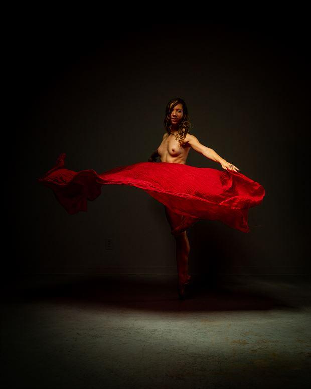 poppyseed dancer unposed artistic nude photo print by photographer doc list