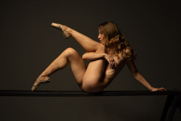 poppyseed on the plank artistic nude photo print by photographer doc list