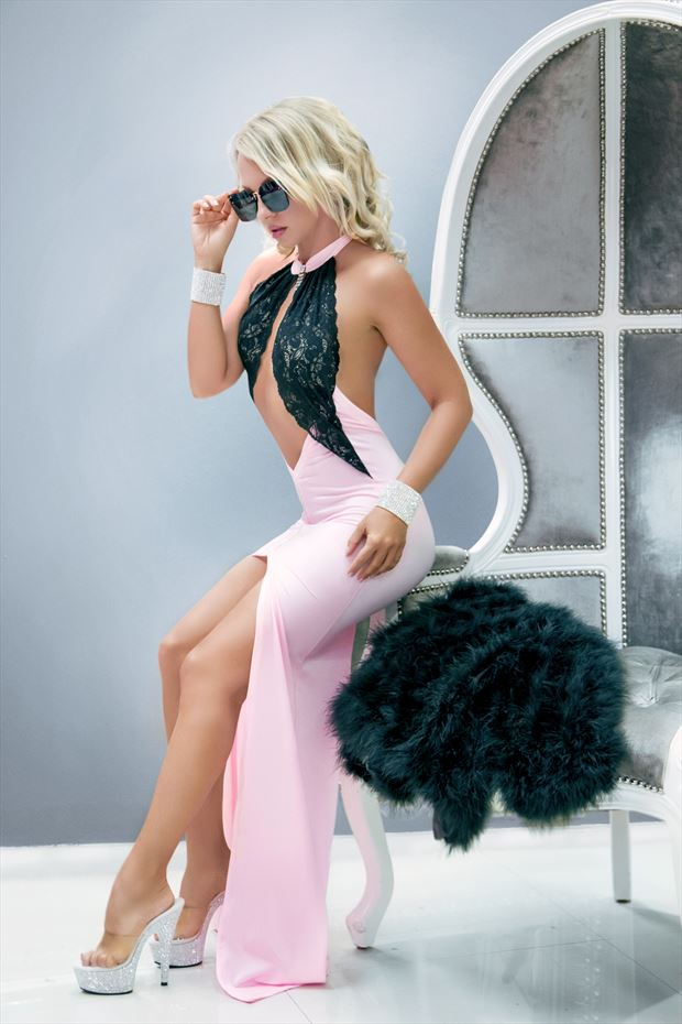 queen iryna glamour photo print by photographer bold photographix