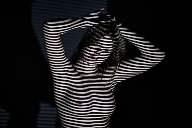 raster studio lighting artwork print by photographer accipiter