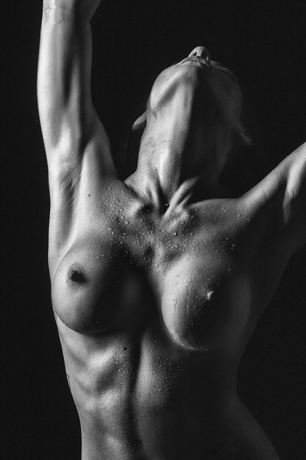 reach Artistic Nude Photo print by Photographer Dave Kelley Artistics