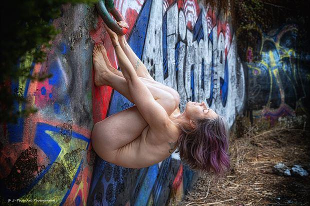 rebecca artistic nude photo print by photographer j photoart