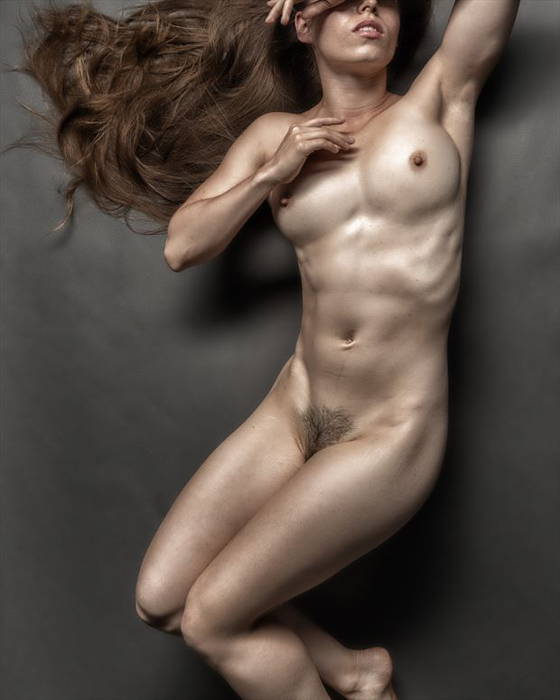 ripped from the headlines artistic nude photo print by photographer rick jolson