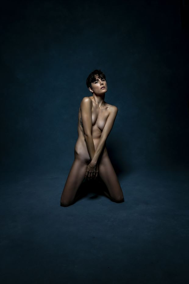 roarie artistic nude photo print by artist kevin stiles