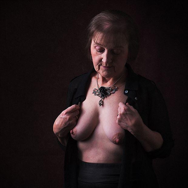 ruthie 2 erotic photo print by photographer glossypinklipstick
