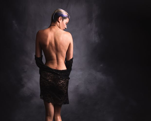 samantha anne artistic nude photo print by photographer ncp photography