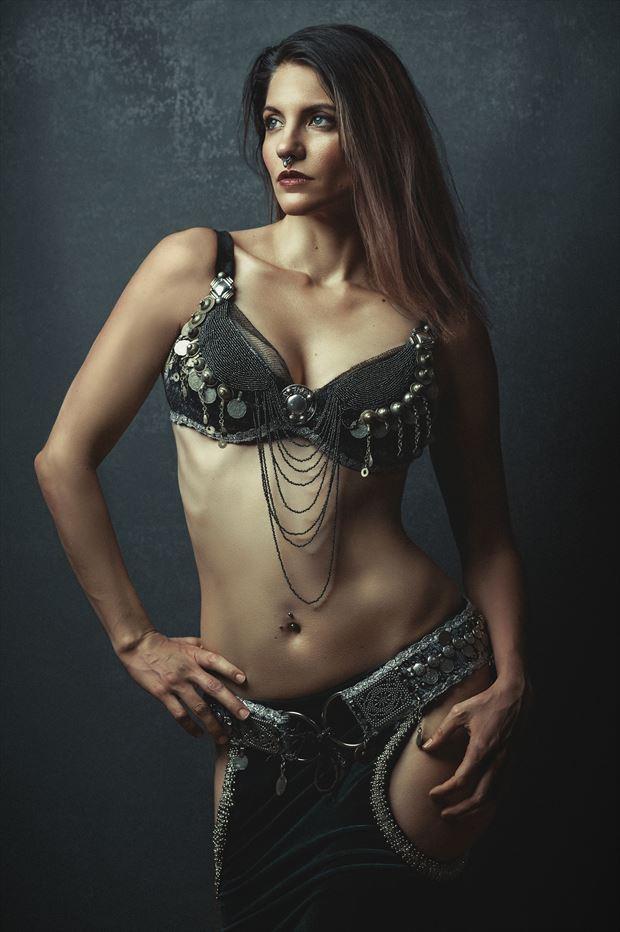 satya sensual photo print by photographer bilby