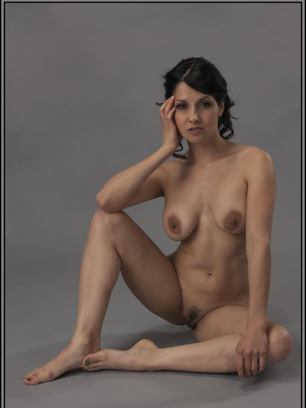 say so artistic nude photo print by photographer tommy 2 s