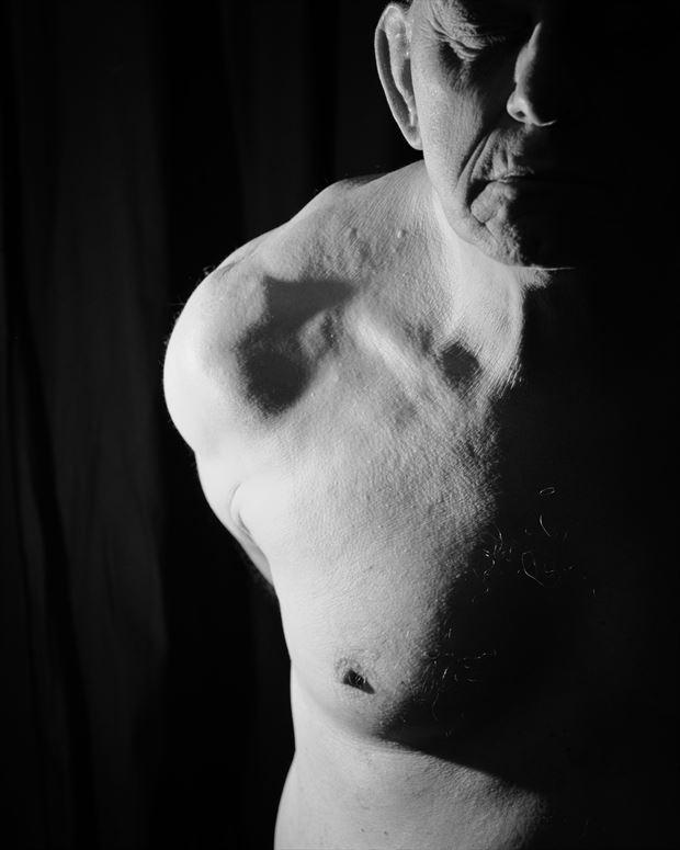 self self portrait photo print by photographer jan karel kok