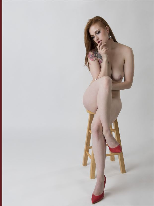 session brake artistic nude photo print by photographer tommy 2 s