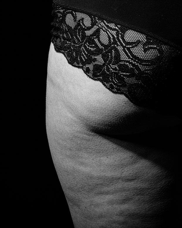 she artistic nude photo print by photographer jan karel kok