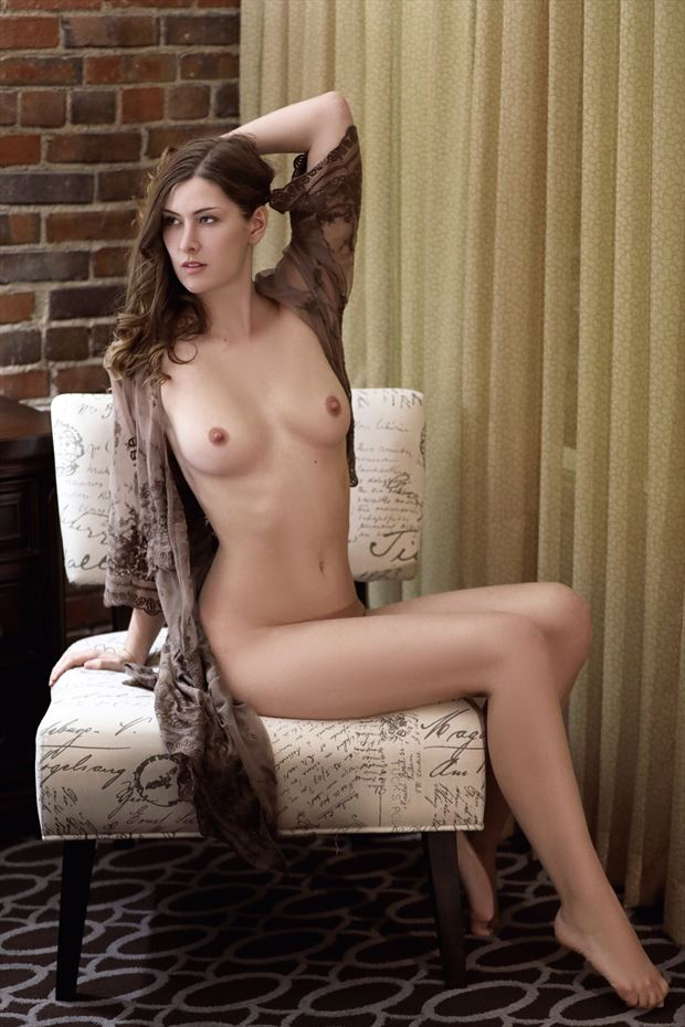 sienna deluxe artistic nude photo print by photographer bold photographix