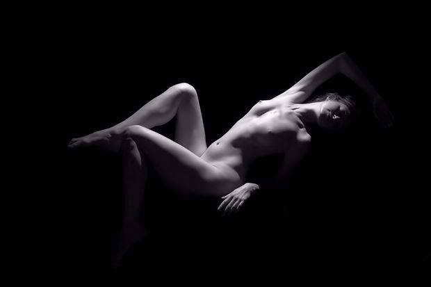 sonja artistic nude photo print by photographer pblieden