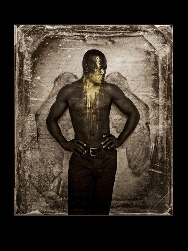 soulman fashion photo print by photographer stu williamson