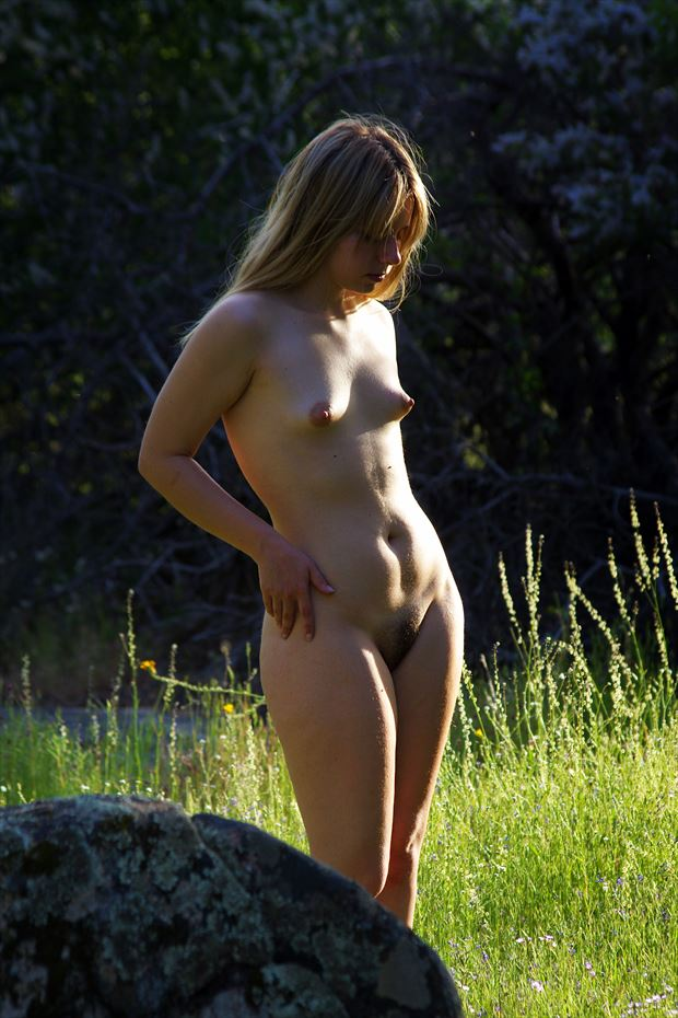 spencer artistic nude photo print by photographer aephotography