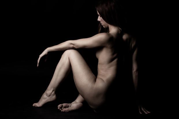 ss untitled 2 artistic nude photo print by photographer thomas branch