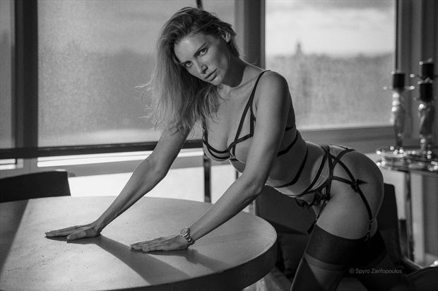 tatiana lingerie photo print by photographer acros photography