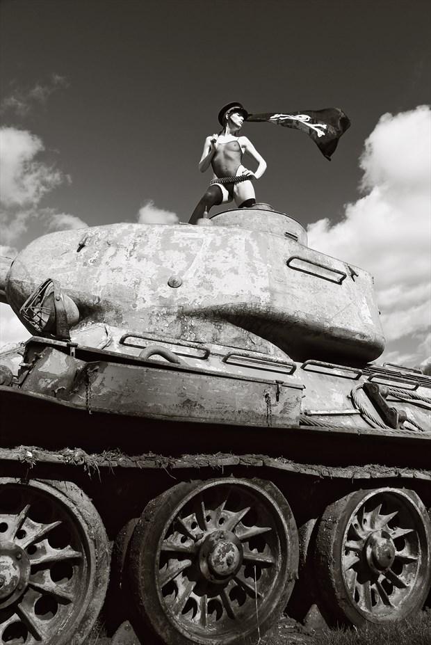 the battle of 71 lingerie photo print by photographer photorunner