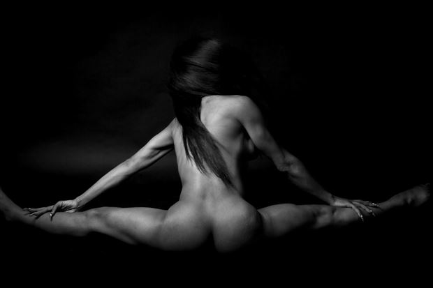 the beauty of k part 3 artistic nude photo print by photographer thomas branch