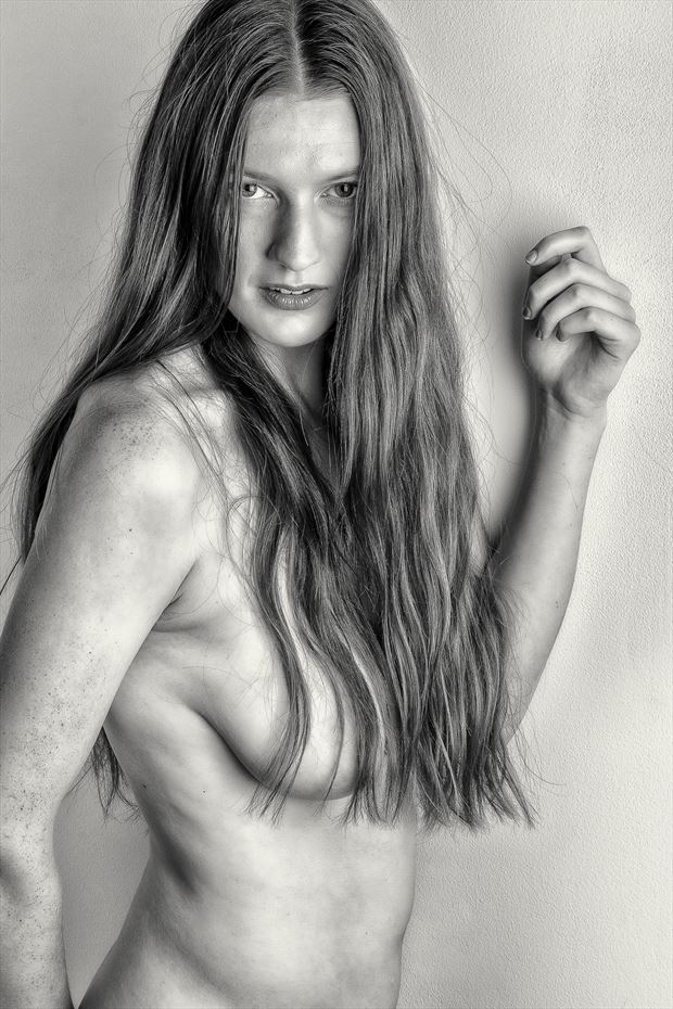 the look artistic nude photo print by photographer rick jolson