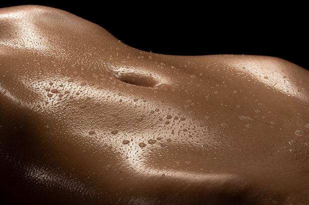 tiny bubbles erotic artwork print by photographer jim setzer