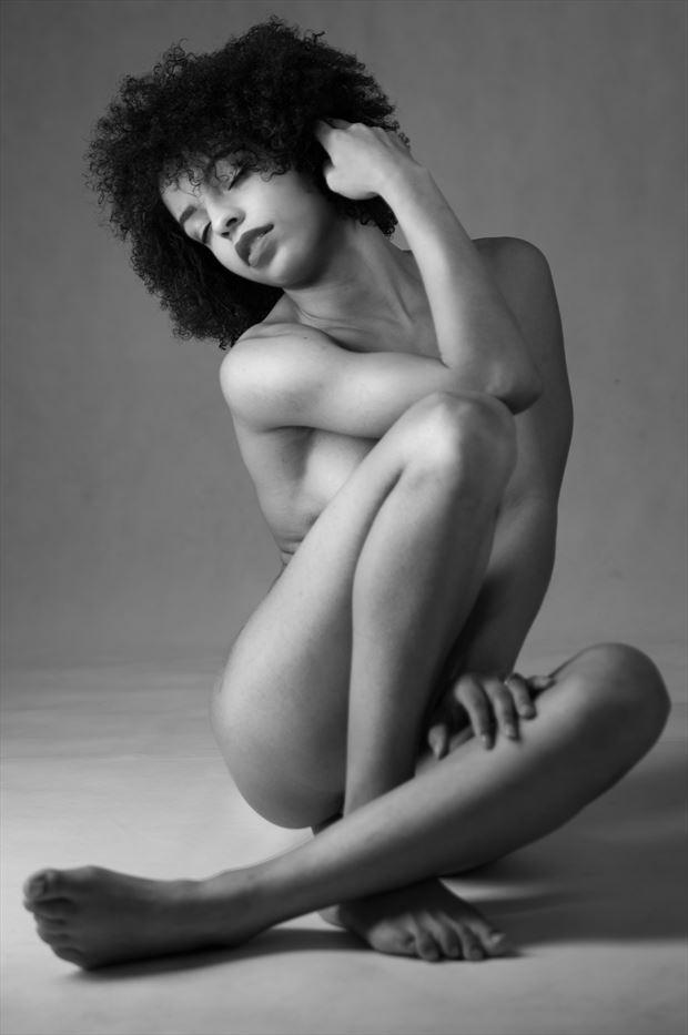 tori i erotic artwork print by photographer jim setzer