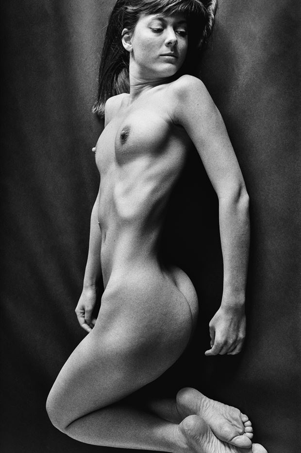 twisted sister artistic nude photo print by photographer rick jolson