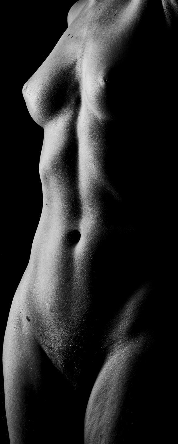 various textures artistic nude photo print by photographer surzayon