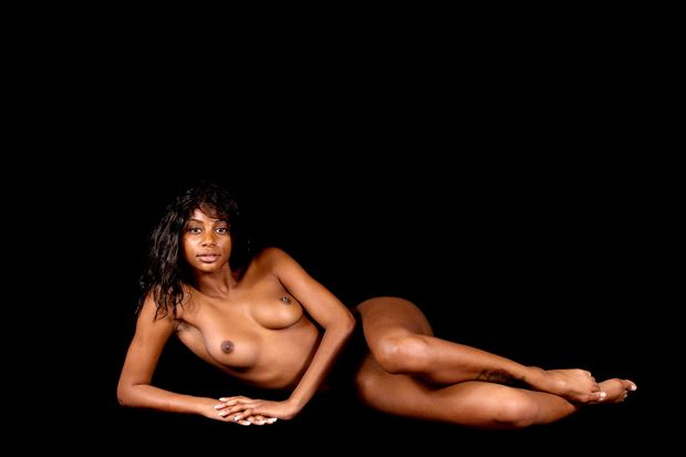 vel artistic nude photo print by photographer pblieden