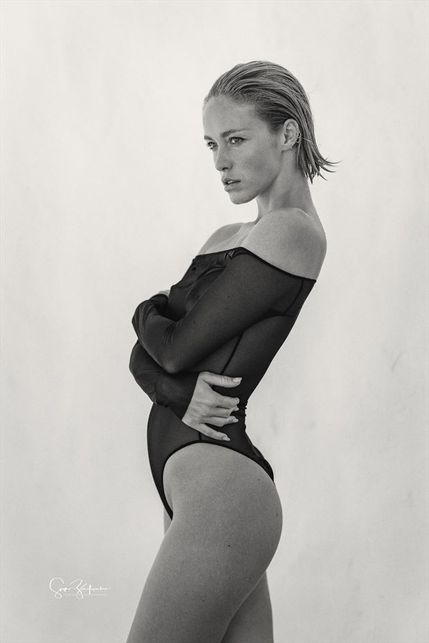 viktoria lingerie photo print by photographer acros photography