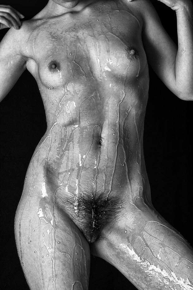 what the artistic nude photo print by photographer rick jolson