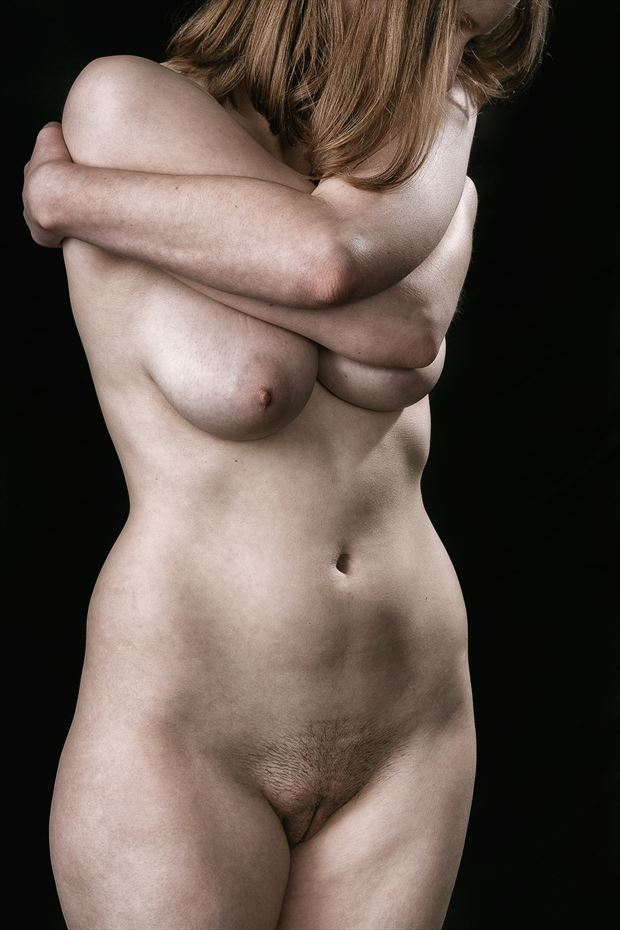 who would have guessed artistic nude photo print by photographer rick jolson