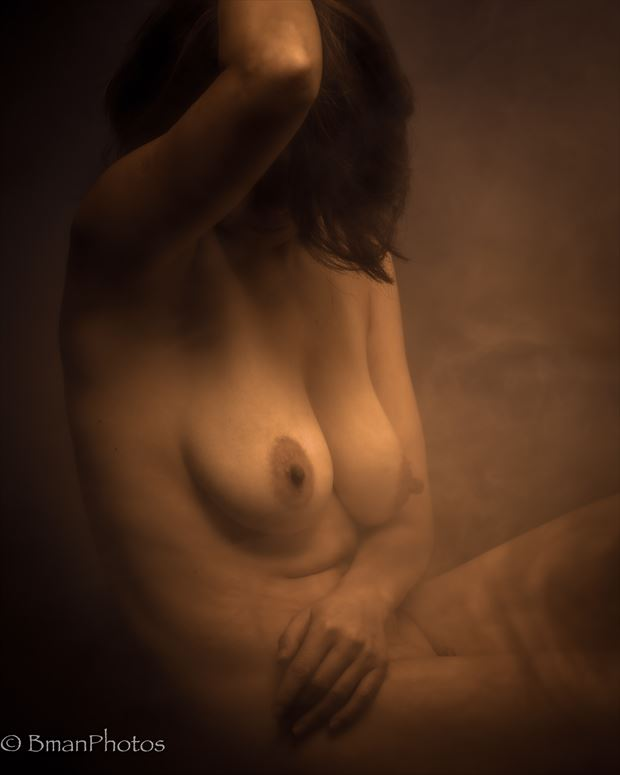 ws artistic nude photo print by photographer bmanphotos