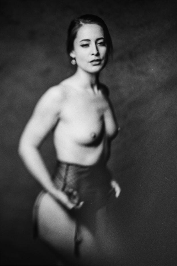 wunderland artistic nude artwork print by photographer marcvonmartial