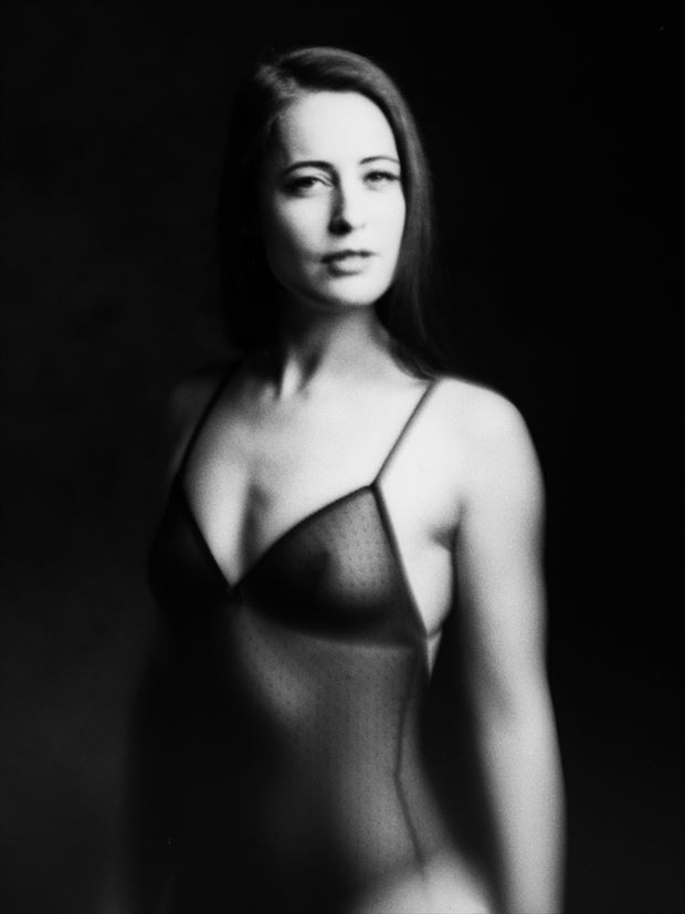 wunderland lingerie artwork print by photographer marcvonmartial