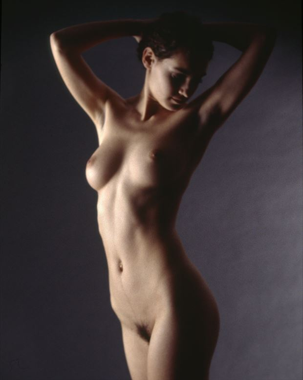 yulia nude artistic nude artwork print by photographer tony avellino