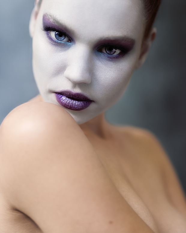 zoe sensual photo print by photographer ncp photography