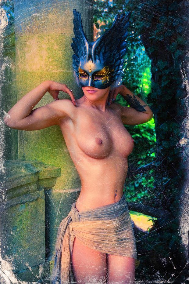 zues fantasy photo print by photographer stu williamson